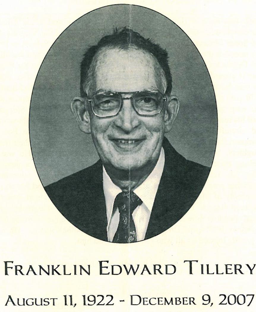Franklin TilleryProfile Picture