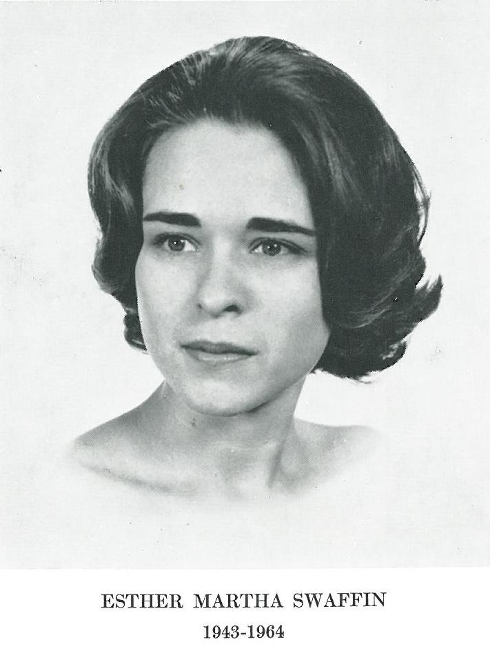 Mrs. Catherine Swaffin Howard